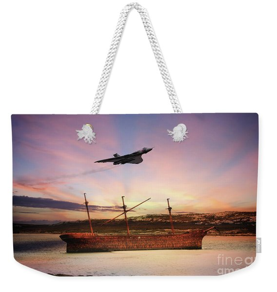 Protector Of The Realm Weekender Tote Bag