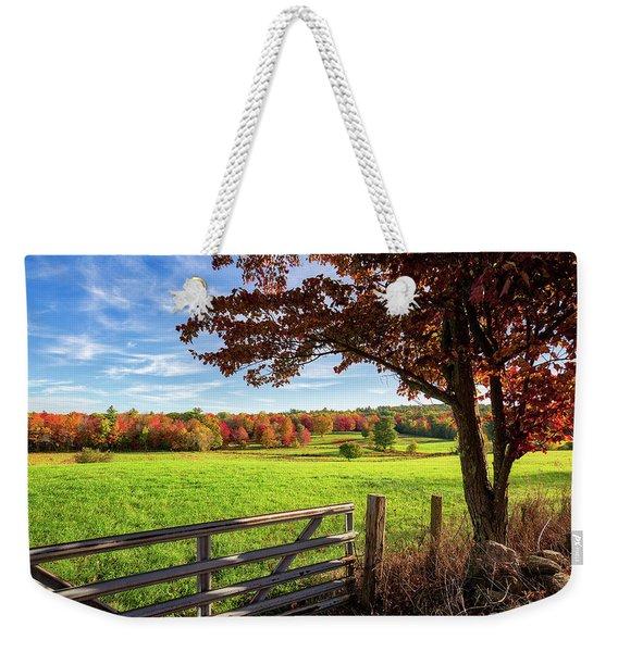 Ramblin' Vewe Farm Weekender Tote Bag
