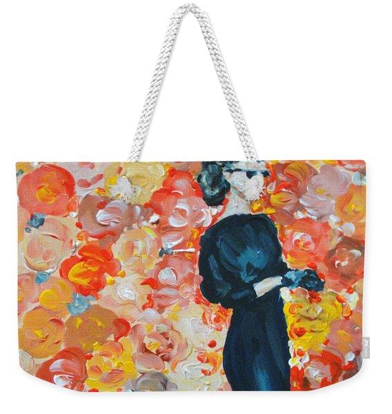 Ready To Love Weekender Tote Bag