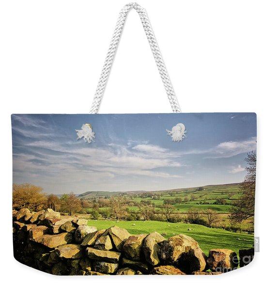 Reeth Views Weekender Tote Bag