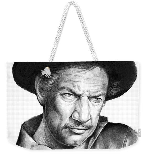 Richard Boone Weekender Tote Bag