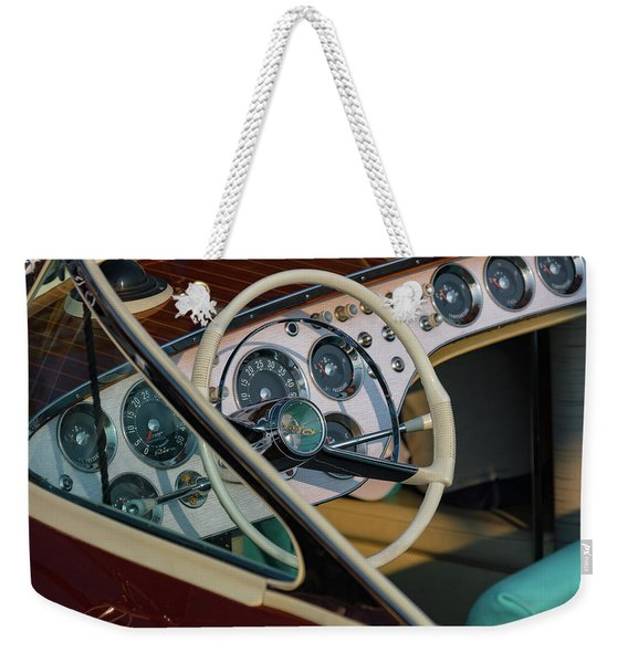 Riva Classic Weekender Tote Bag