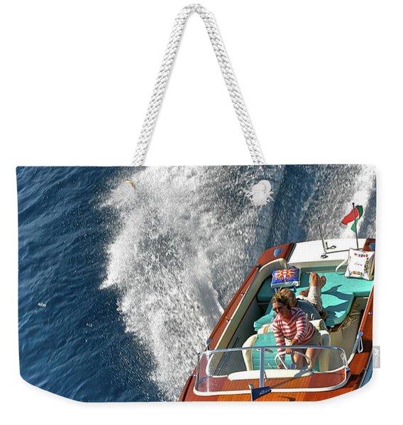 Riva Junior Weekender Tote Bag