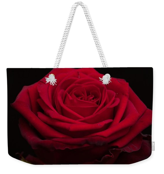 Roses Are Red Weekender Tote Bag