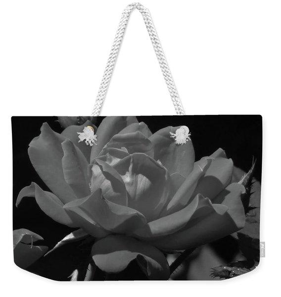 Rosey Bloom Weekender Tote Bag