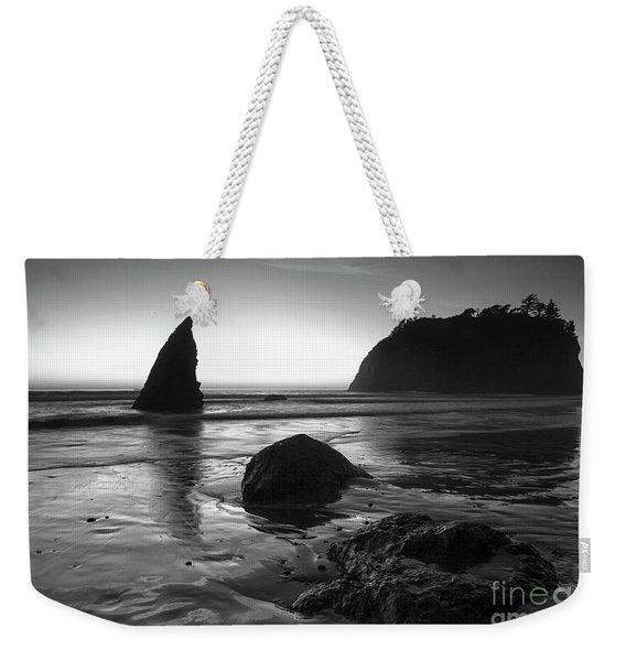 Ruby Beach  Weekender Tote Bag