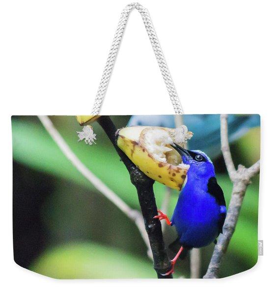 Sarapiquui- Costarica Weekender Tote Bag