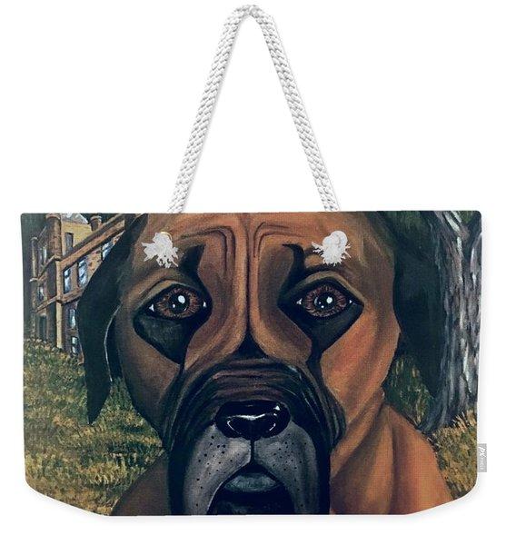 Scyleia Weekender Tote Bag