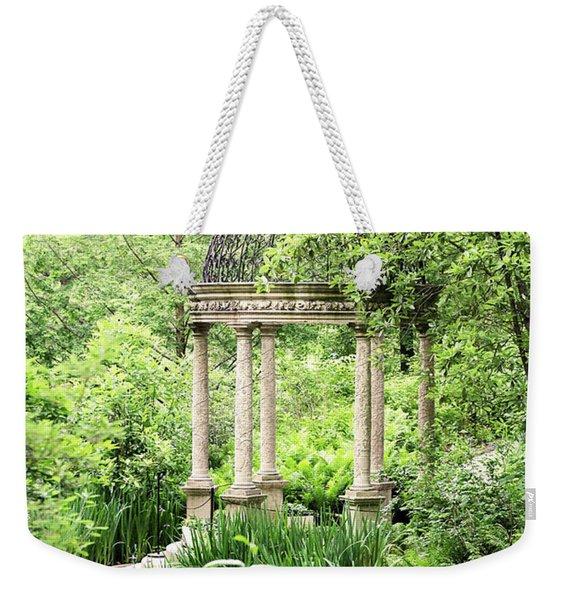 Serenity Garden Weekender Tote Bag