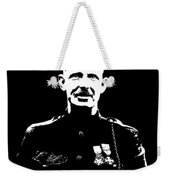 Sergeant Alvin York Graphic Weekender Tote Bag
