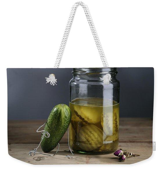 Simple Things - Mourning Weekender Tote Bag