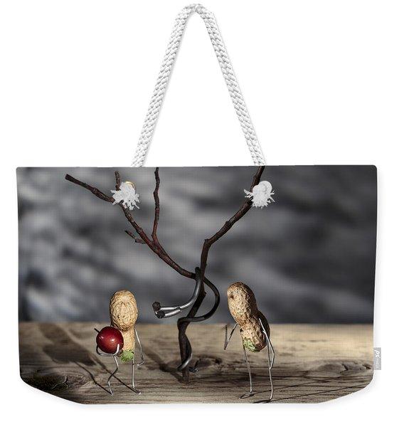 Simple Things - Paradise Weekender Tote Bag