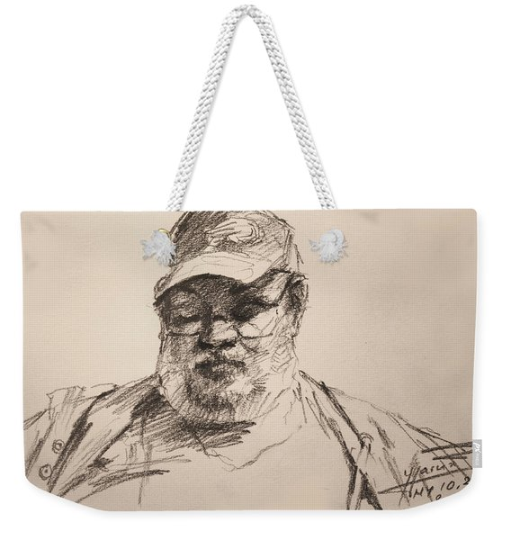 Sketch  Weekender Tote Bag