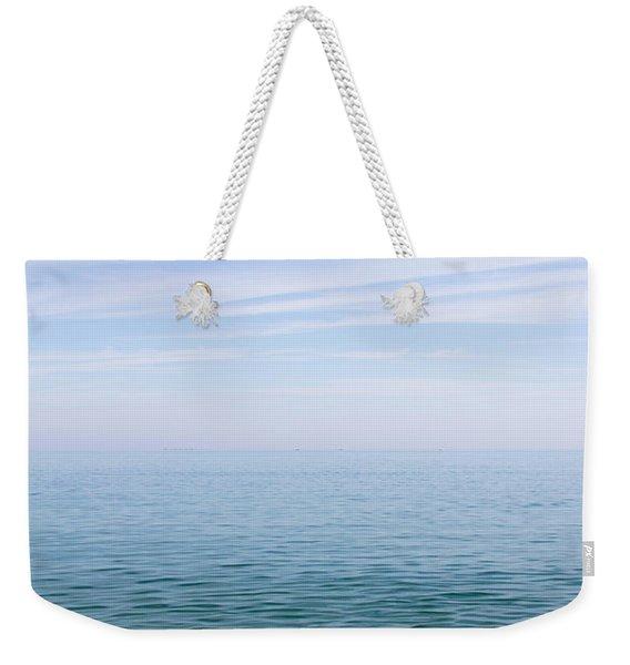 Sky To Shore Weekender Tote Bag