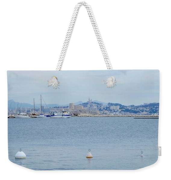 So Near And So Far Weekender Tote Bag