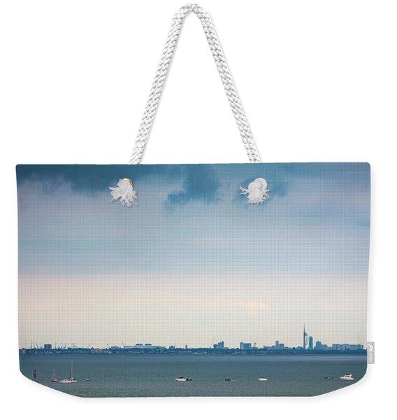 Solent Skies Weekender Tote Bag