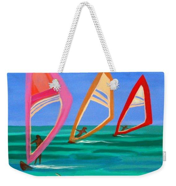Sons Of The Sun Weekender Tote Bag
