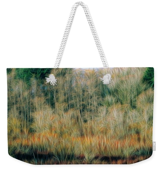 Spring Forest Weekender Tote Bag