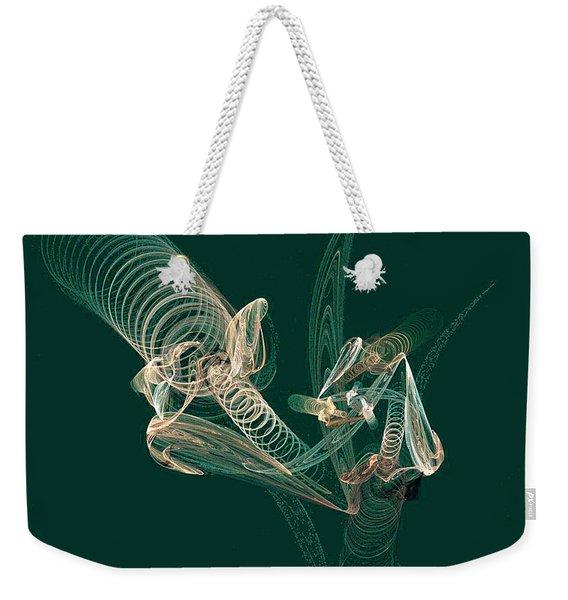 Sprung Weekender Tote Bag