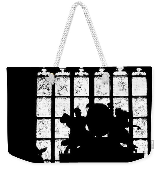 Stained Glass. Weekender Tote Bag