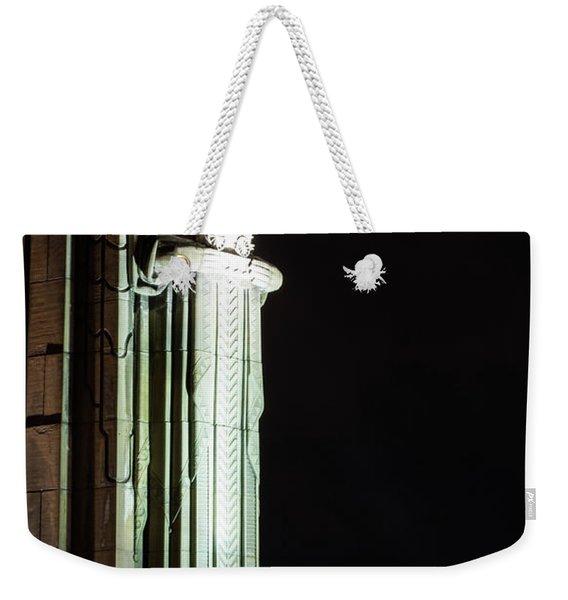 Standing Guard Weekender Tote Bag