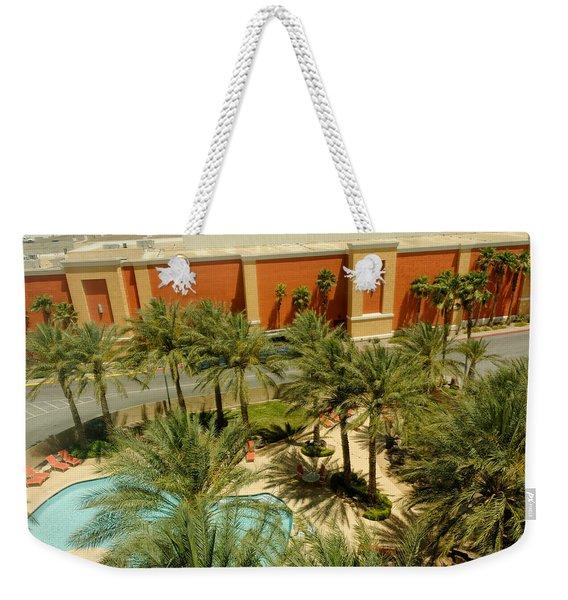 Staycation Upgrade Weekender Tote Bag