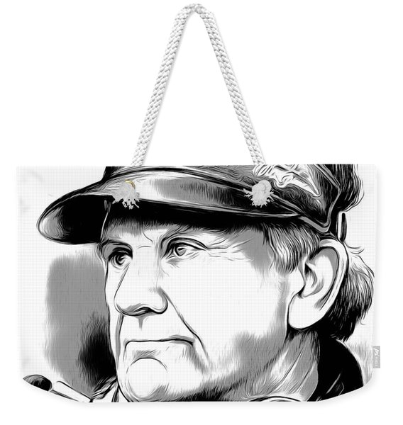Steve Spurrier Weekender Tote Bag