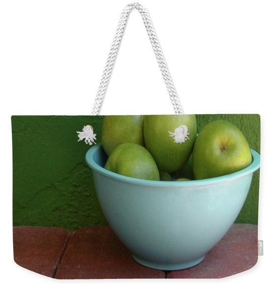 Still Life Art 6 Weekender Tote Bag