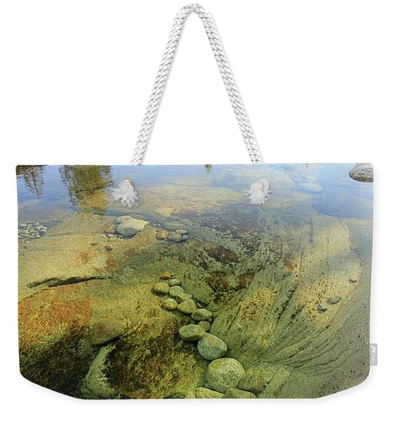 Stream Dreams Weekender Tote Bag