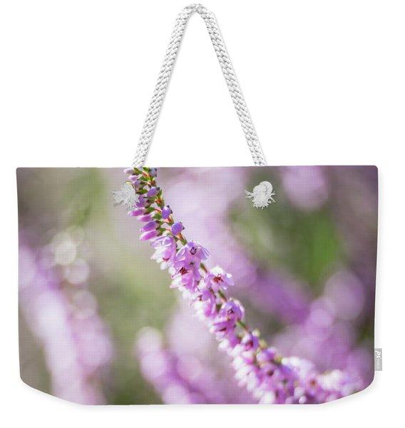 Summer Breezes Through The Heather Weekender Tote Bag