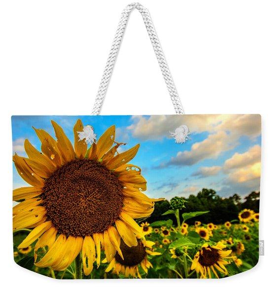 Summer Suns  Weekender Tote Bag