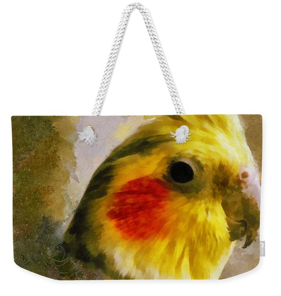 Sunny Days Weekender Tote Bag