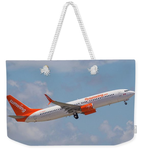 Sunwing Airlines Weekender Tote Bag