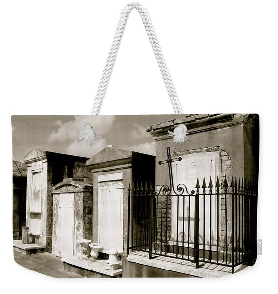 Surrounded By Loss Weekender Tote Bag