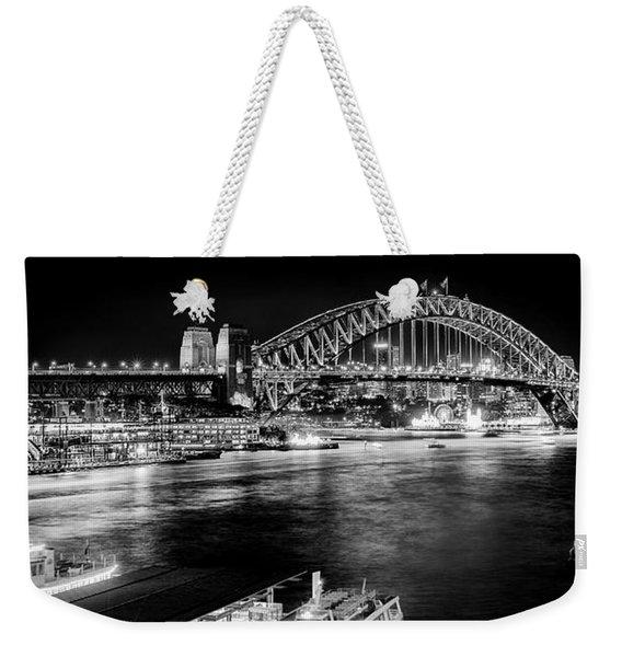 Sydney Weekender Tote Bag