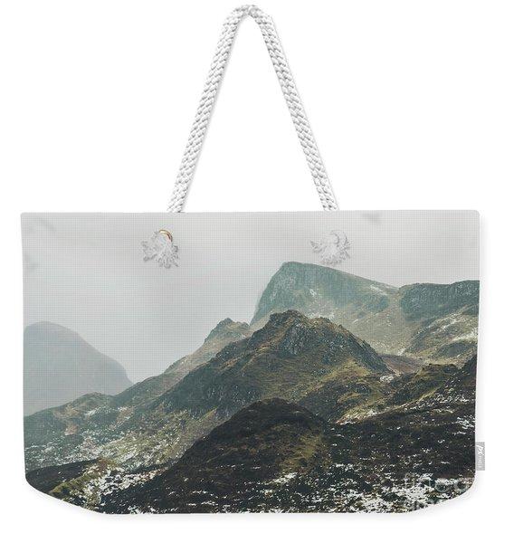 Take Me Higher Weekender Tote Bag
