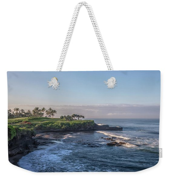Tanah Lot - Bali Weekender Tote Bag