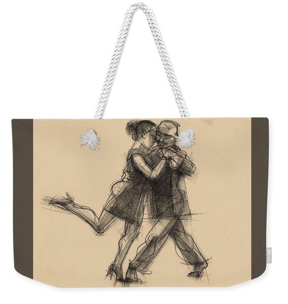 Tango #65 Weekender Tote Bag