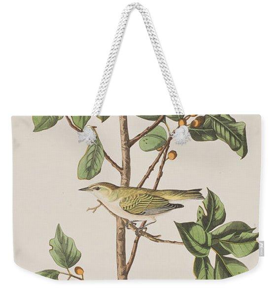 Tennessee Warbler Weekender Tote Bag