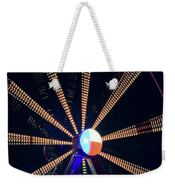 Texas Star 061116 V2 Weekender Tote Bag