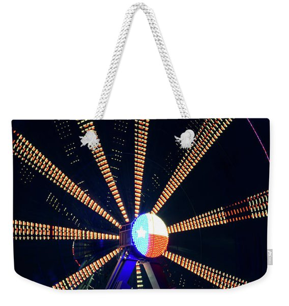 Texas Star 061116 V2 Weekender Tote Bag