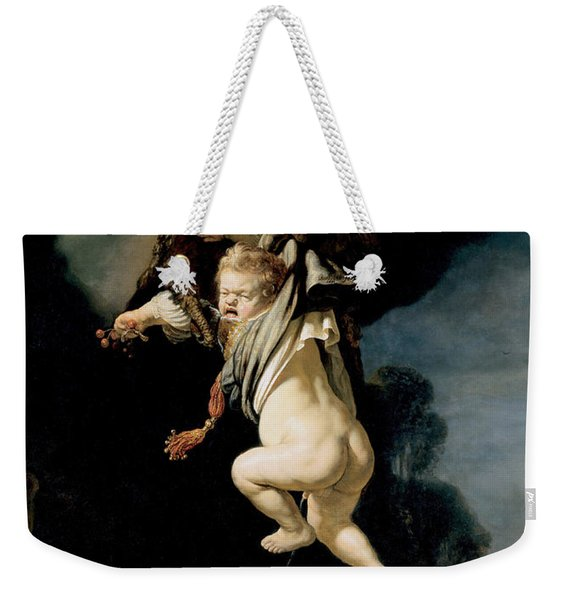 The Abduction Of Ganymede Weekender Tote Bag