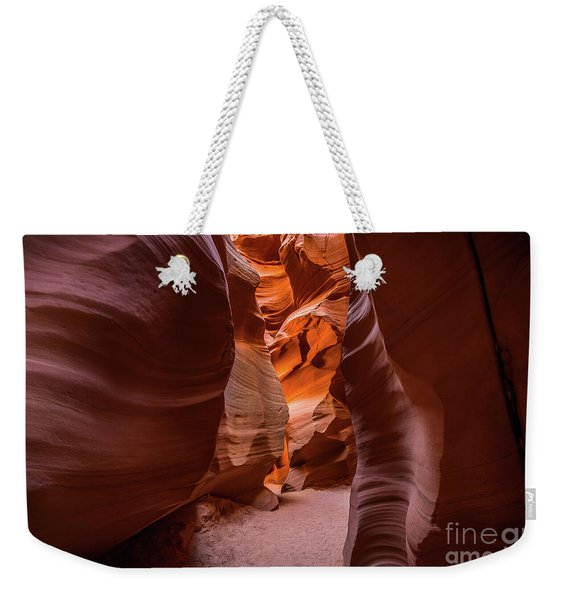 The Amazing Antelope Slot Canyons In Arizona, Usa. Weekender Tote Bag
