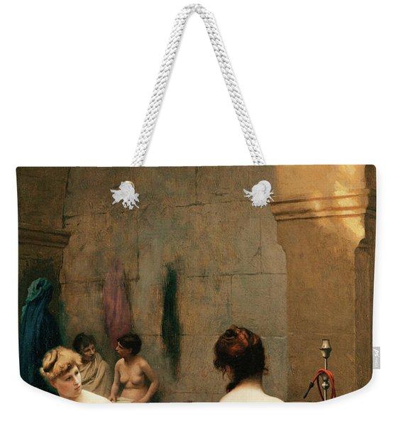 The Bathers Weekender Tote Bag