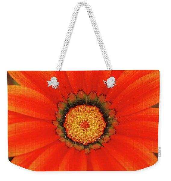 The Beauty Of Orange Weekender Tote Bag