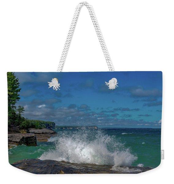 The Coves Weekender Tote Bag