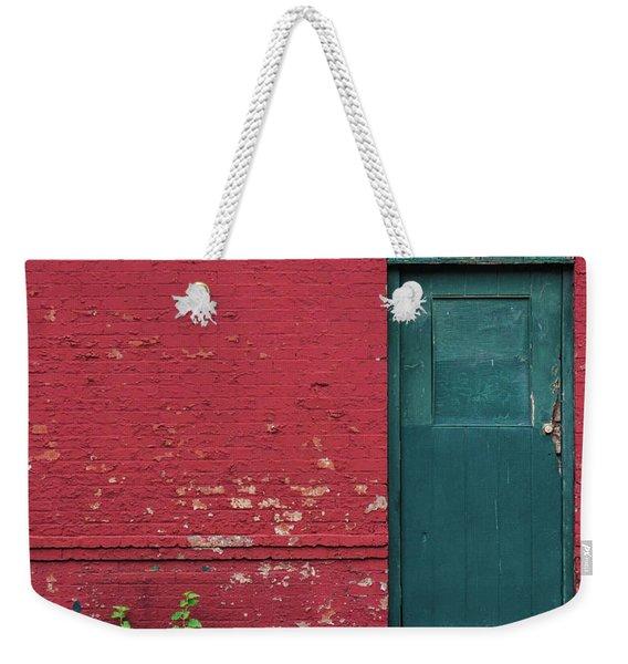 The Door Weekender Tote Bag