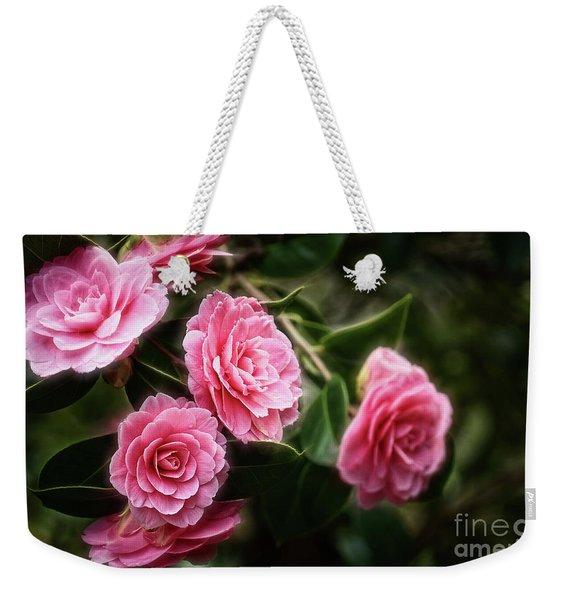 The Ethereal Garden Weekender Tote Bag
