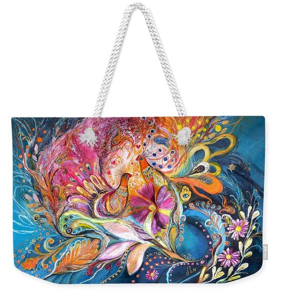The Flowers Of Sea Weekender Tote Bag