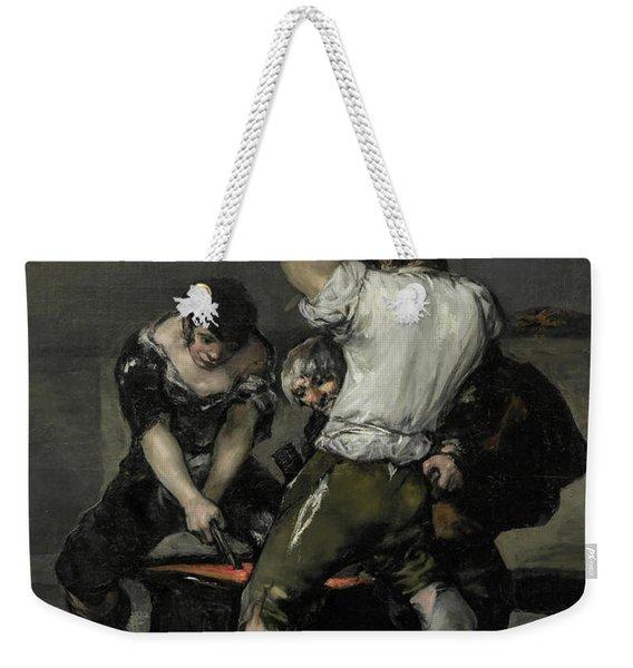 The Forge Weekender Tote Bag